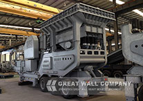 <b>Mobile Crushing Plant</b>