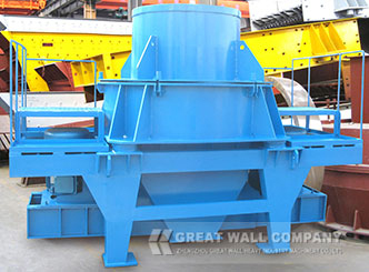 The same sand making machine,not the same quality